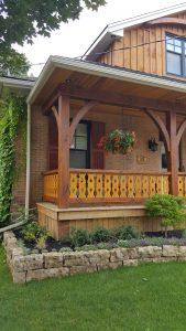 exterior porch